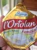 L'Ortolan Familial Doux & Nature - Produit