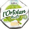 L'Ortolan bio - Produit
