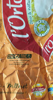 L'Ortolan original - Instruction de recyclage et/ou informations d'emballage - fr