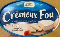 Crèmeux Fou - Produit