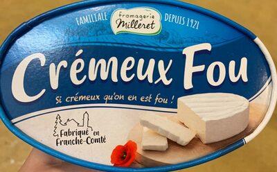 Crèmeux Fou - Produit - fr
