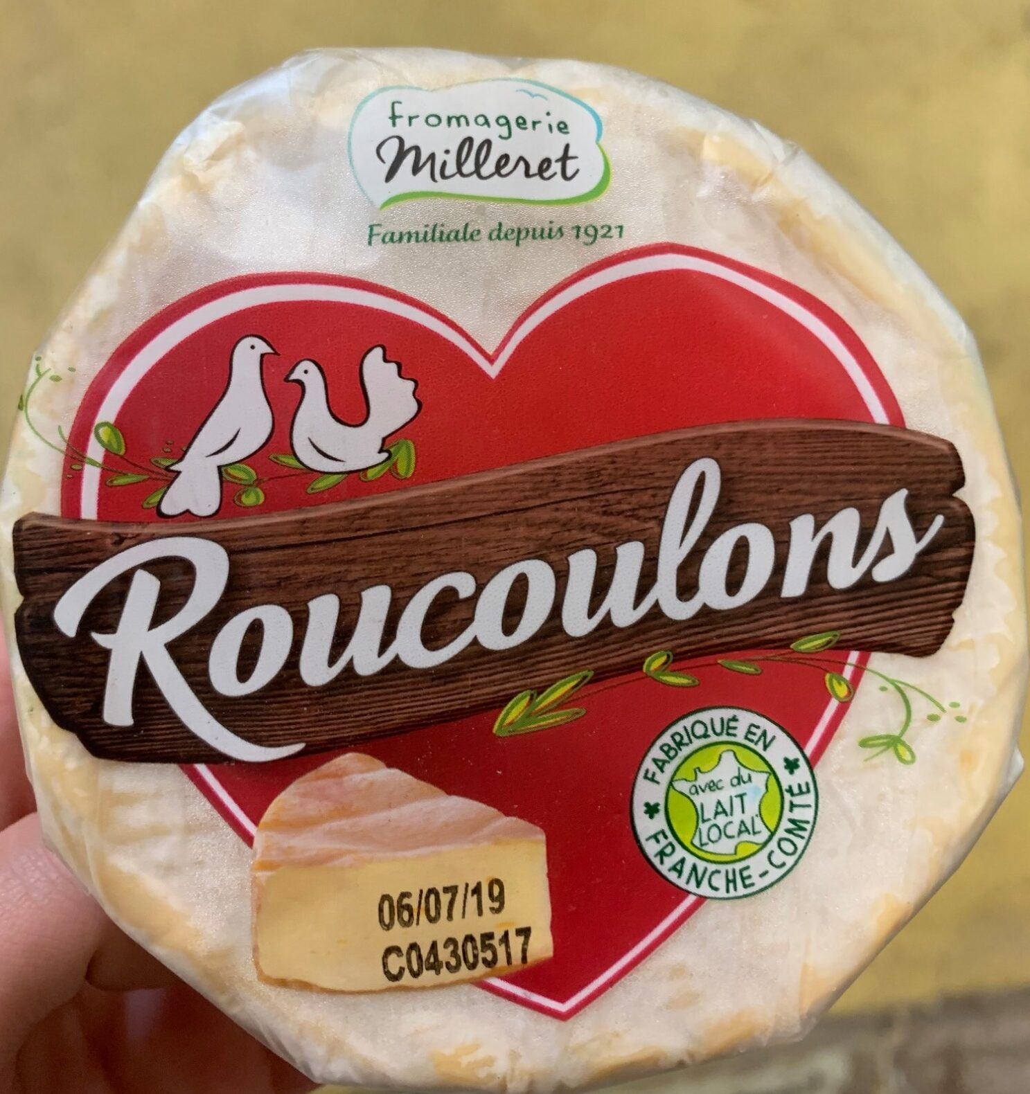 Roucoulons - Produkt - fr