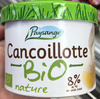 Cancoillotte bio nature - Product