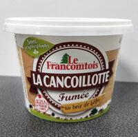 La Cancoilllotte Fumée - Product - fr