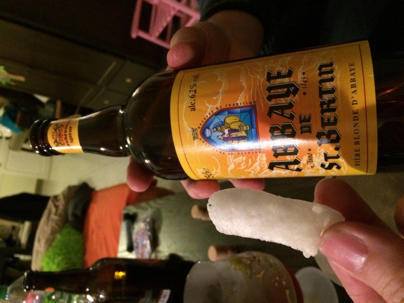 Ch'ti Bière Ambrée 5, 9° -75cl - Ingredients - fr