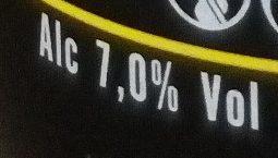 Pale Ale - Nutrition facts