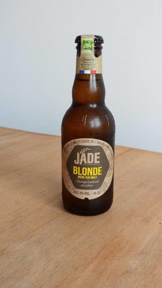 Bière pur malt blonde - Product - fr