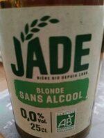 Bière Blonde sans alcool - Product - fr