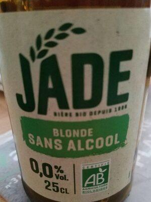 Jade Blonde sans alcool - Product - fr