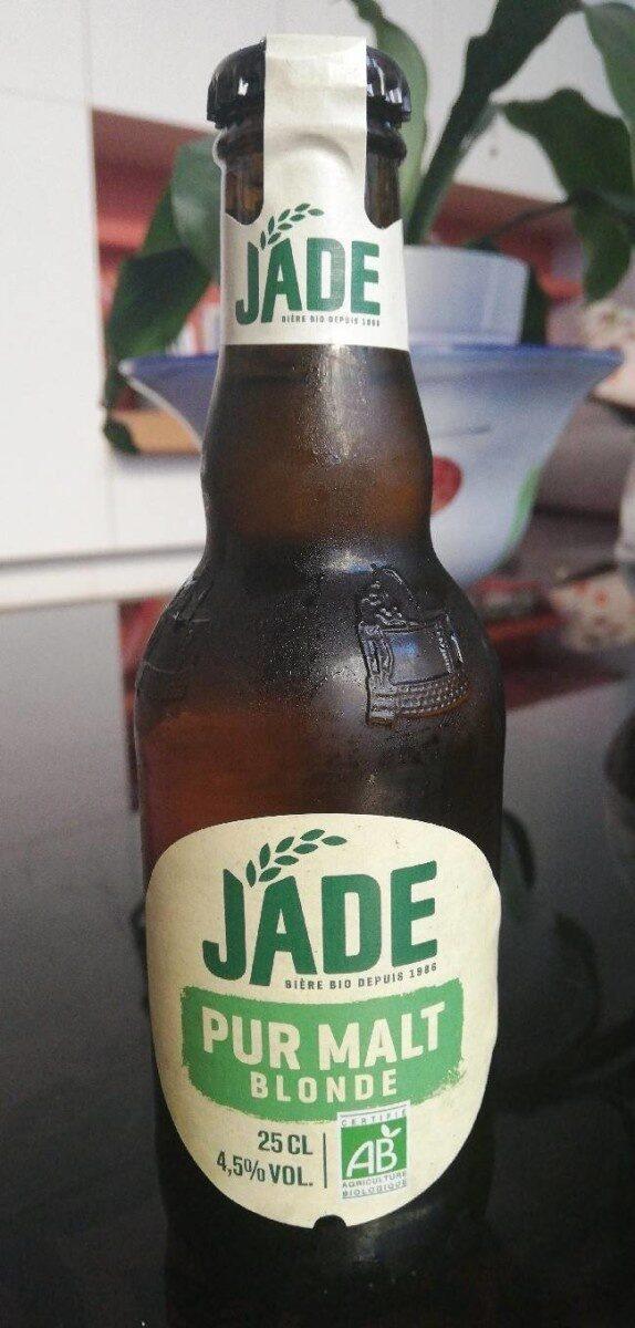 Jade pur malt blonde - Product - fr