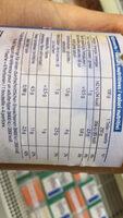 Soupe de poisson MSC - Nutrition facts