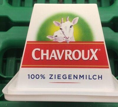 100% ZIEGENMILCH MILDER ZIEGENKÄSE  Käse - 产品 - de