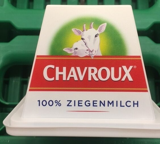 100% ZIEGENMILCH MILDER ZIEGENKÄSE  Käse - Product - de
