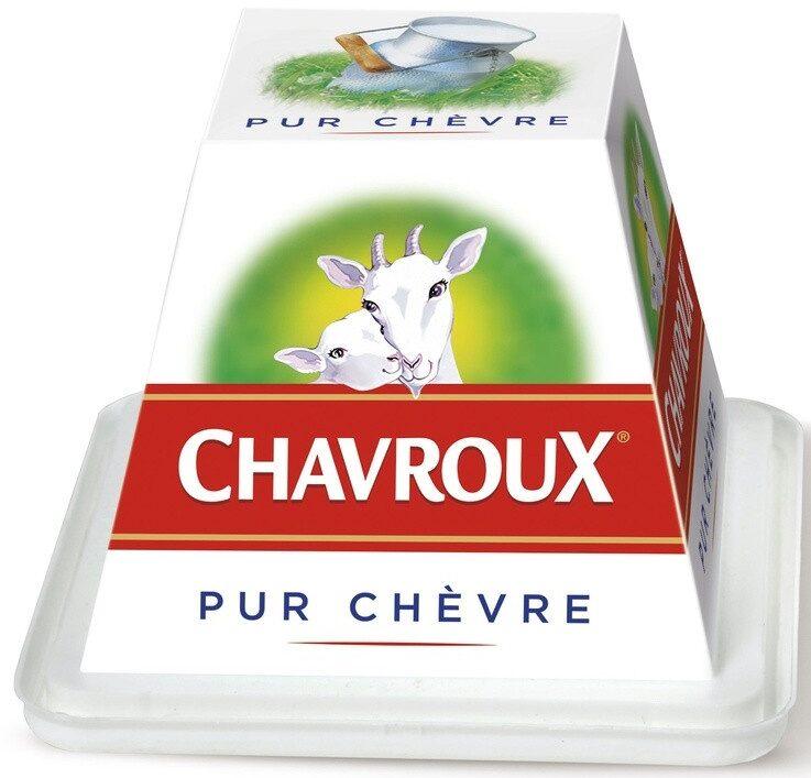 Chavroux Pur Chèvre - Produit - fr
