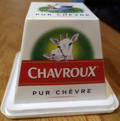 Chavroux Pur Chèvre - Product - fr