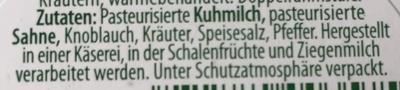 Feine Kräuter - Ingrédients - de