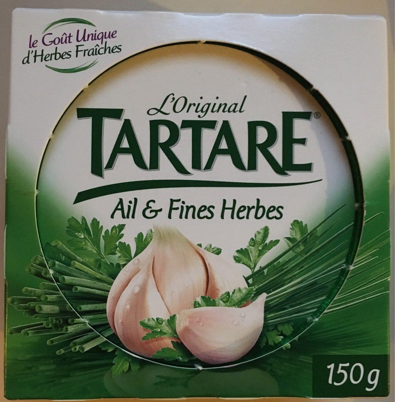 L'original Tartare - Produit - fr