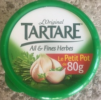 L'original Tartare Ail & Fines Herbes - le petit pot - Product - fr