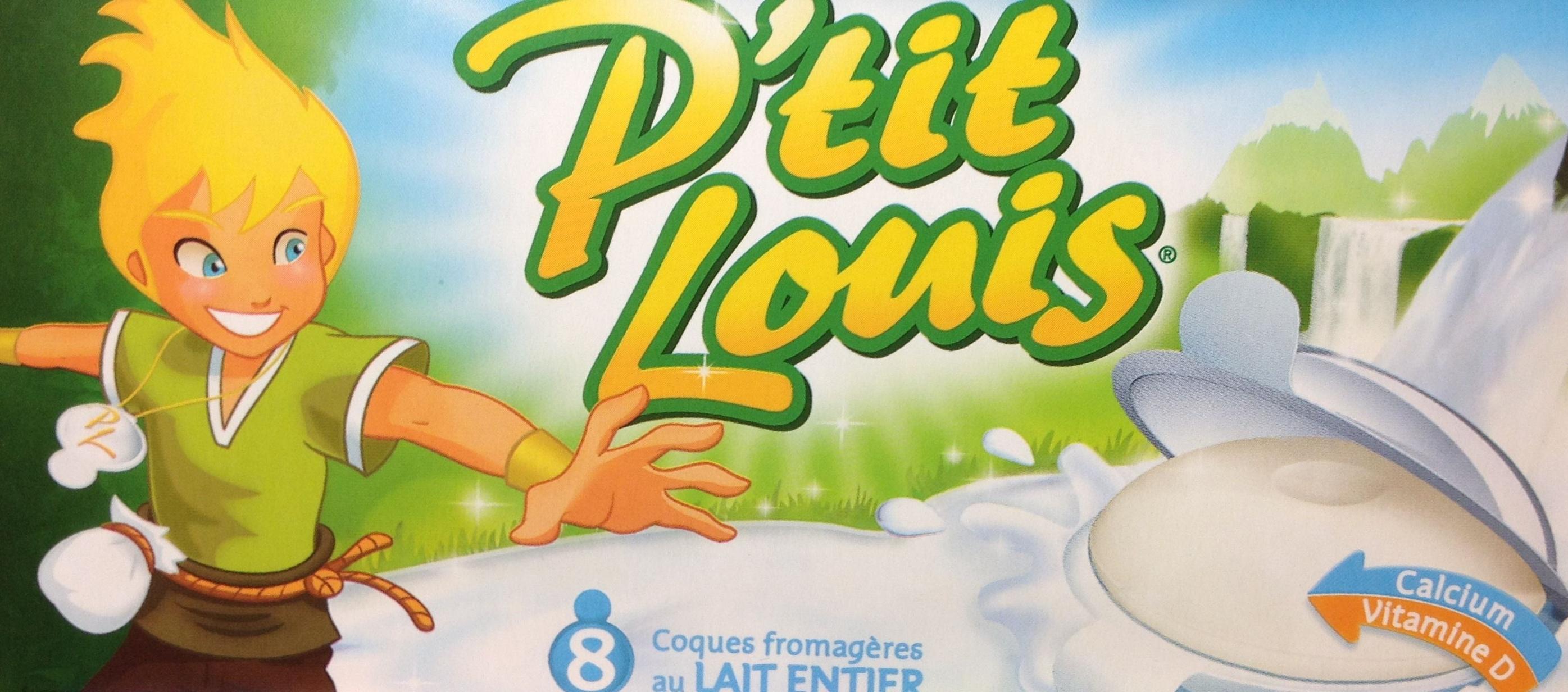 P'tit Louis (26% MG) - Produit