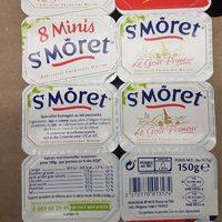 8 minis St Moret - Product - fr