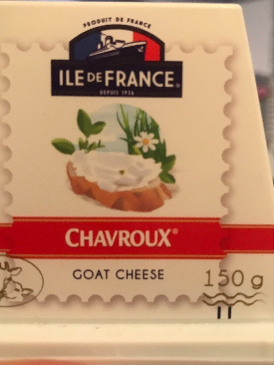Goat cheese - نتاج - fr