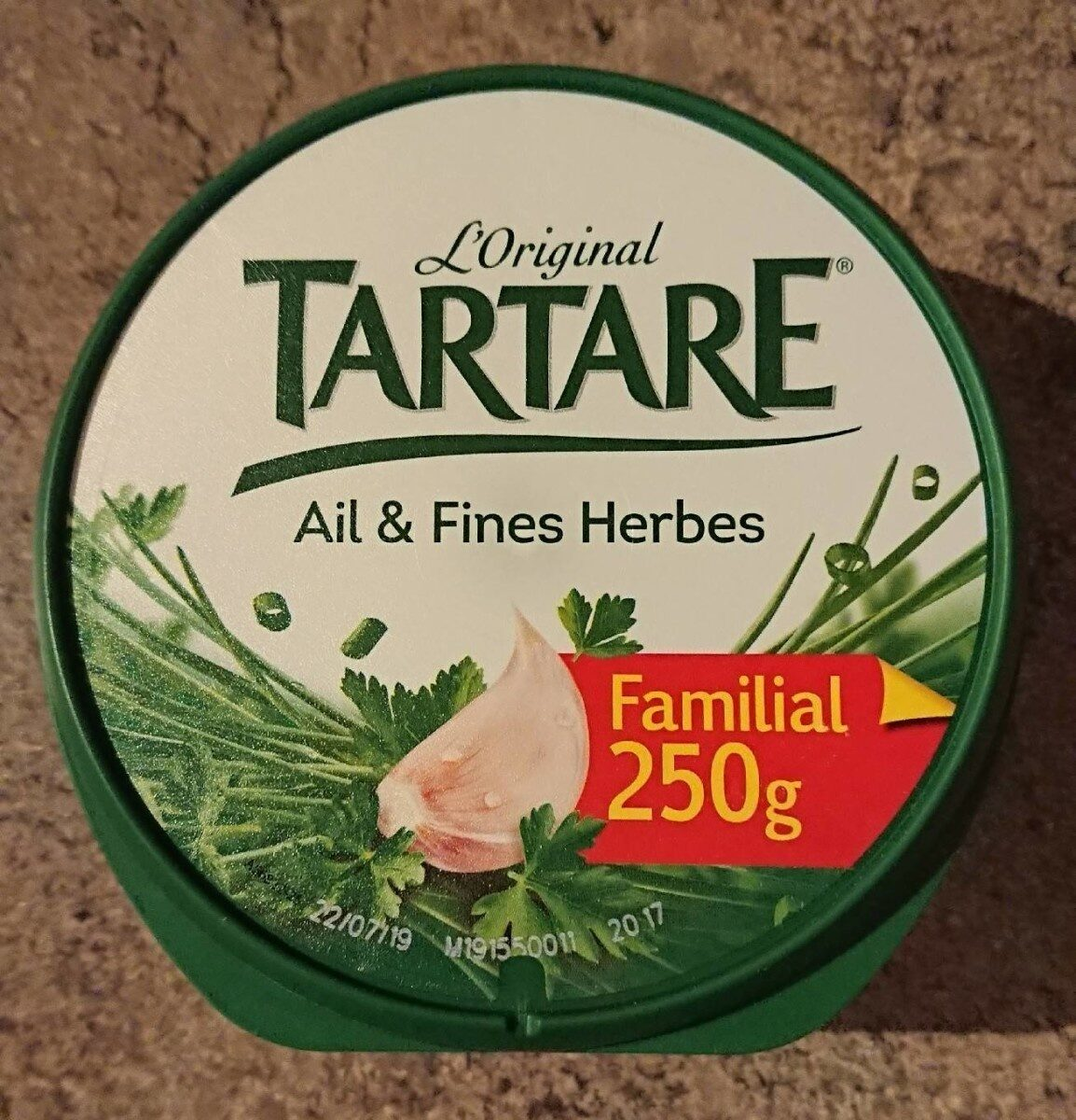 Tartare Ail et Fines Herbes - Produit - fr