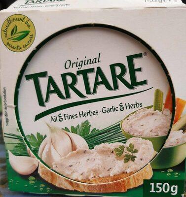 FROMAGE TARTARE - Produit - fr