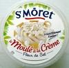 Le Moulé à la Crème, Fleur de Sel (36,5 % MG) - Produit