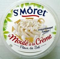 Le Moulé à la Crème, Fleur de Sel (36,5 % MG) - Produit - fr