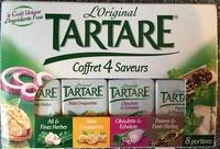 L'original Tartare, Coffret 4 Saveurs - Product - fr