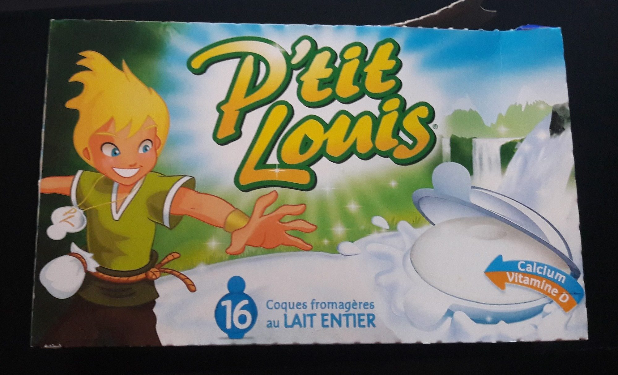 P'tit Louis (26% MG) - Produit - fr