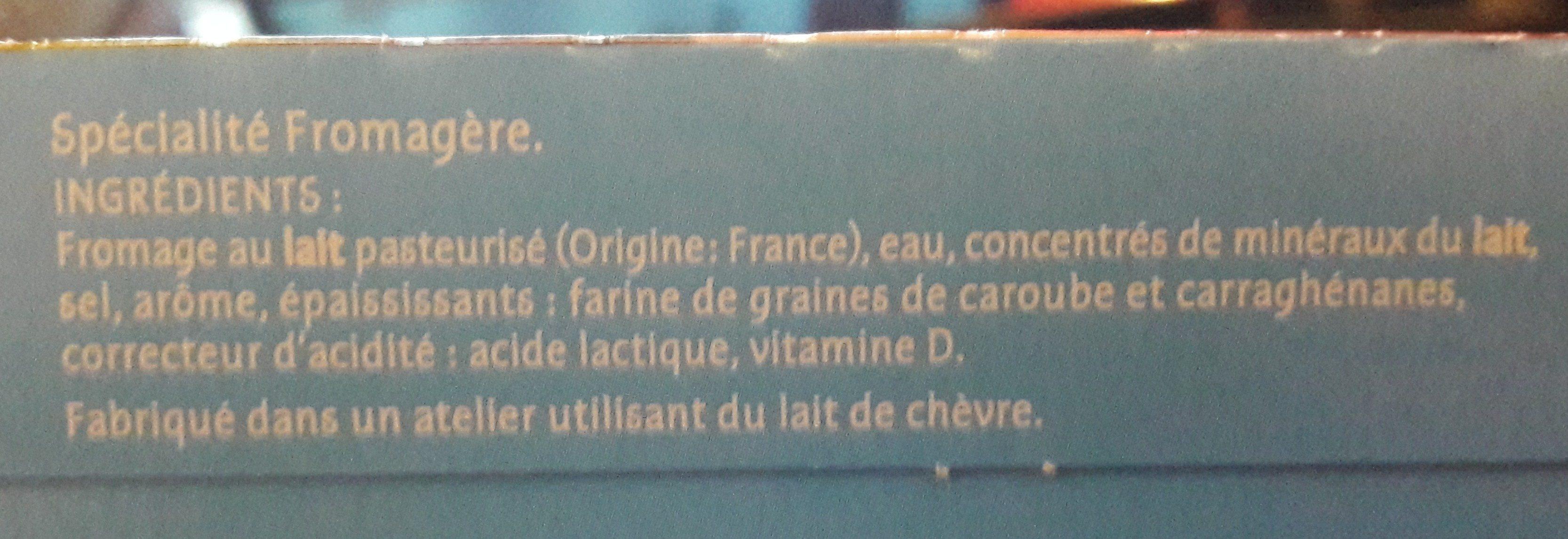 P'tit Louis (26% MG) - Ingrédients - fr