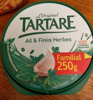L'original tartare ail & fines herbes - Prodotto - fr