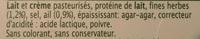 Tartare, Ail & Fines Herbes (Tartiner et Cuisiner) - (19,9 % MG) - Ingrédients