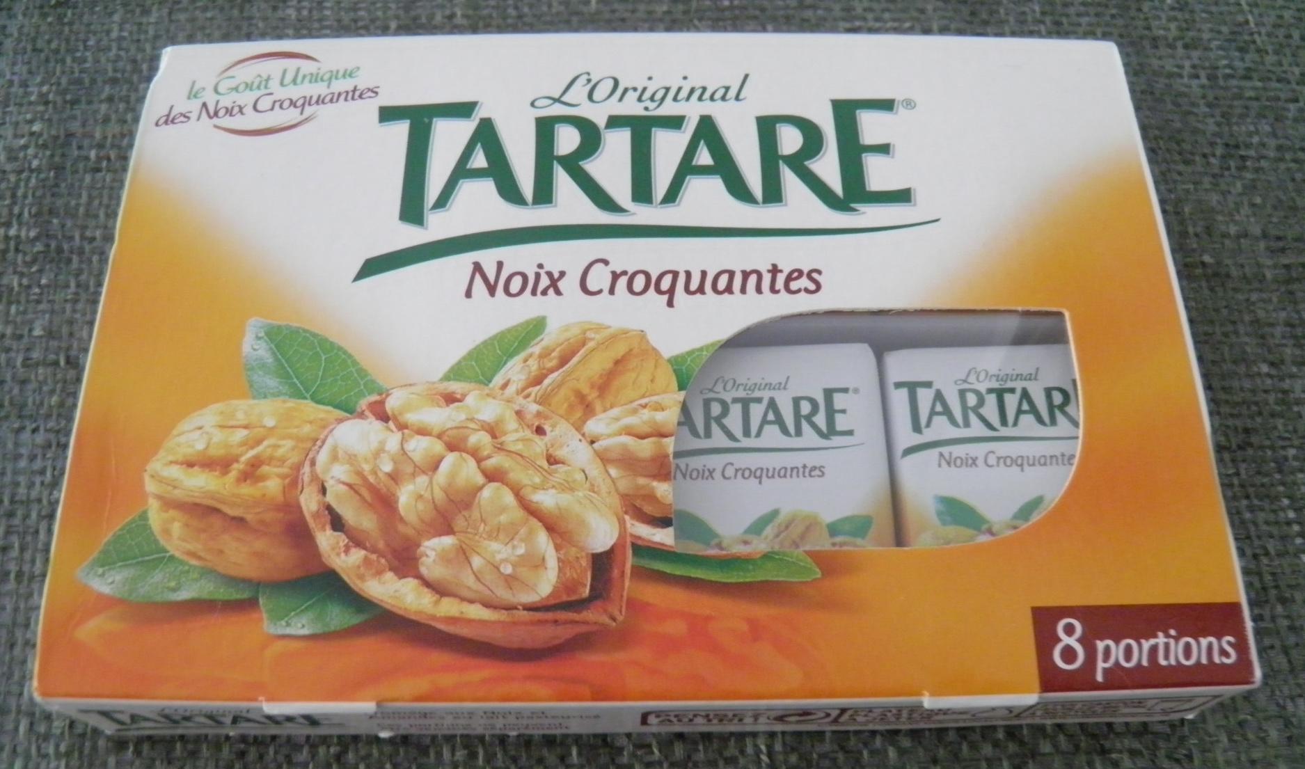 L'Original Tartare, Noix Croquantes (8 portions) - (34 % MG) - Product - fr