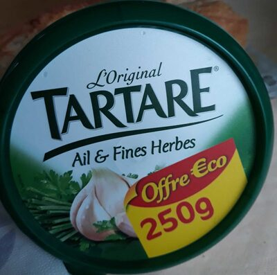 Tartare Ail et Fines Herbes - offre eco - Product - fr