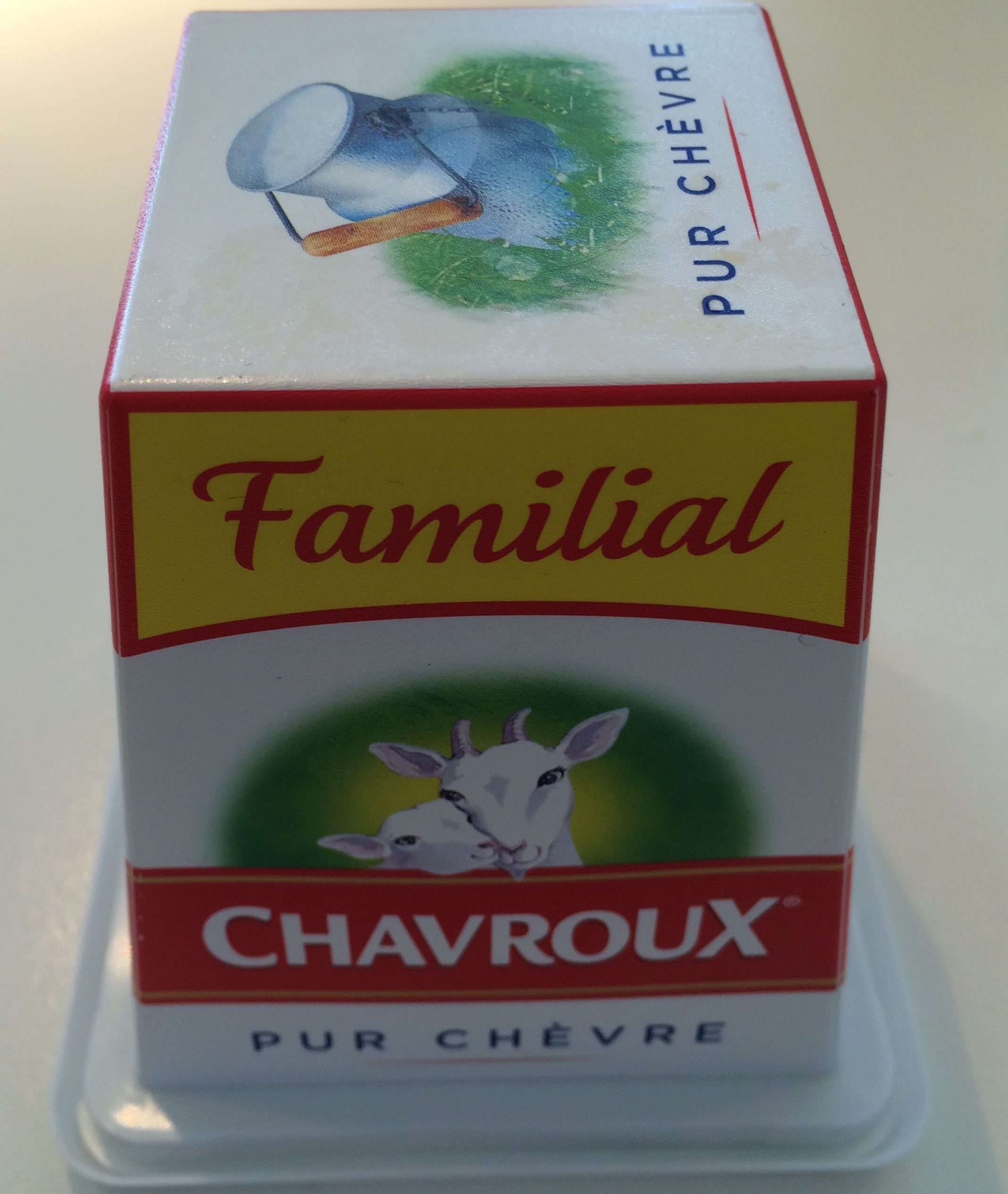 Pur Chèvre Familial - Produit