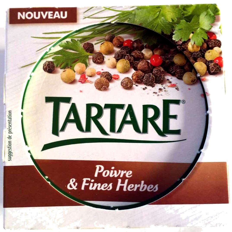 Tartare - Poivre & Fines Herbes - Produit - fr