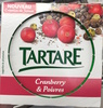 Tartare cranberry & poivres - Product
