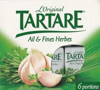 Tartare Ail & Fines herbes - Product