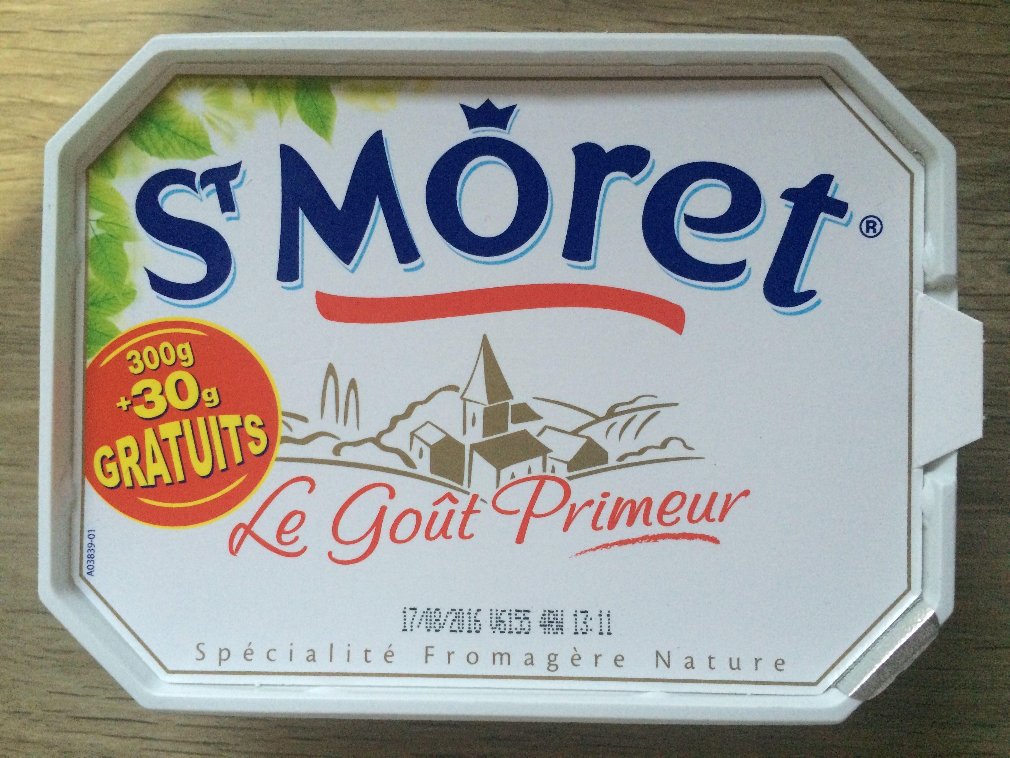 St-Môret - Produit