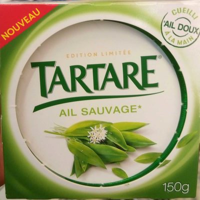 Tartare ail sauvage 150 g for Ail sauvage cuisine