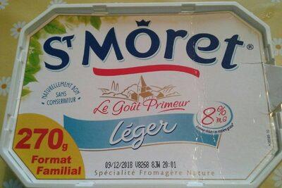 St Moret léger - format familial - Produit - fr