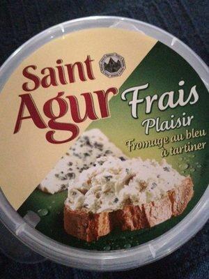 Saint Agur - Frais Plaisir - Produit
