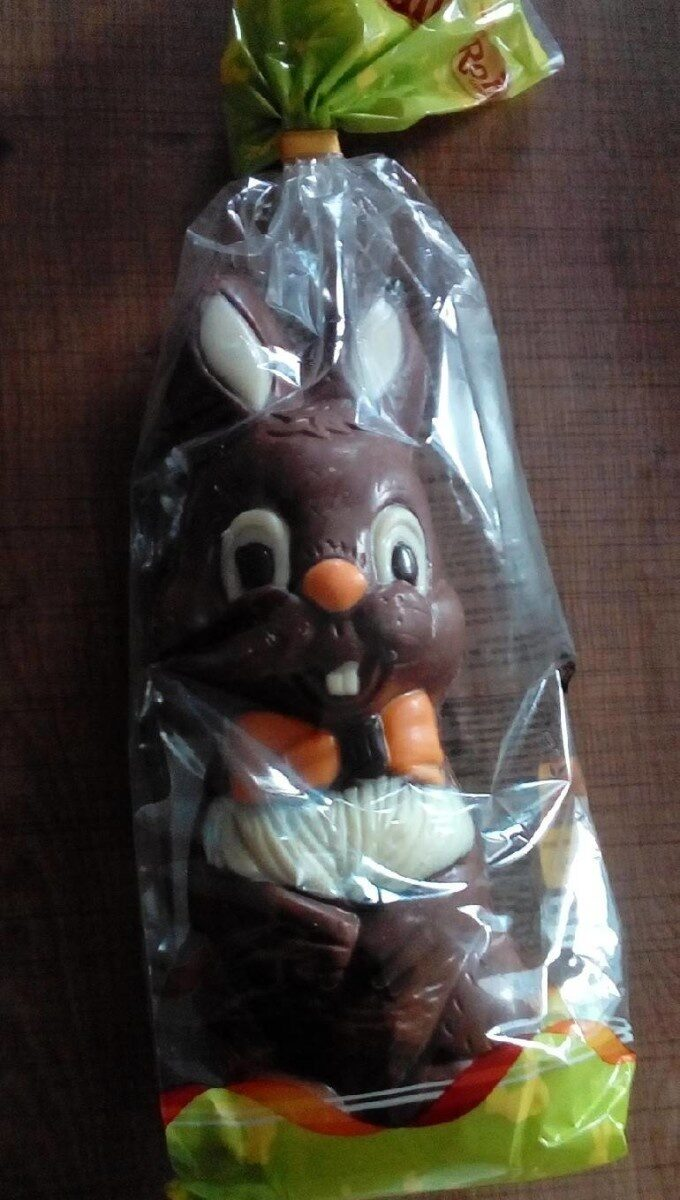 Chocolat en formes de lapin - Prodotto - fr