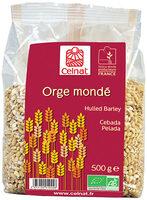 Orge mondé - Product - fr
