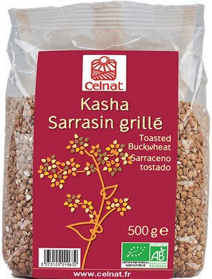 Kasha sarrasin grillé - Produit