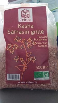 Kasha Sarrasin grillé - Produkt - fr