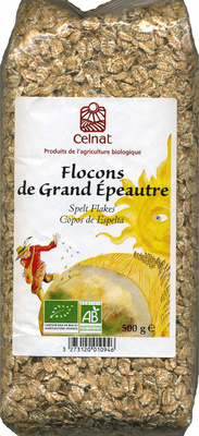 Flocons de grand épeautre - Producte - es