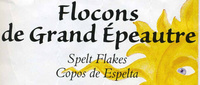 Flocons de grand épeautre - Ingredients - es